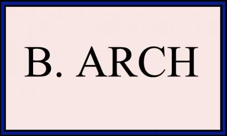 Syllabus for B Arch Regulation 2013